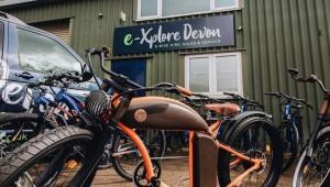 e-Xplore Devon - Bringing e-Bike Sales, Rental and Servicing to the South Hams