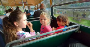 Kingsbridge Vintage Running Day was a great day out for all the family