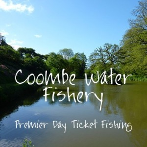 Coombe Water Fishery Premier Day Ticket Fishing