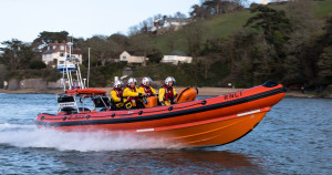 Salcombe RNLI called out seven times in a week