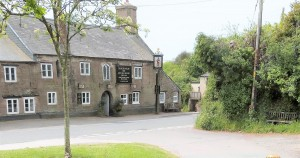 The historic pub with a curious history in Churchstow
