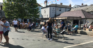 SHDC invites local hospitality businesses to apply for outside seating licences