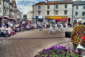 Teignmouth Folk Festival