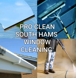 Pro Clean South Hams Window Cleaning services