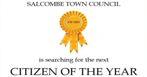 Salcombe Town Council is asking for nominations for their Citizen of the Year award