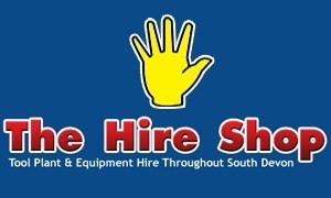 The Hire Shop Totnes - Plant & Machinery Hire in Totnes - South ...