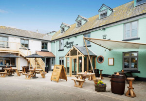 Hope and Anchor - Pub - Accommodation - Hope Cove