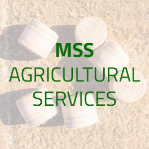 MSS Agricultural Services - Agricultural Services - Hay & Silage suppliers - Totnes