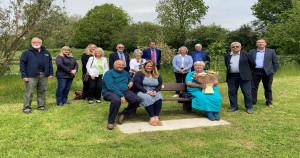 Memorial event held in memory of Councillor David May
