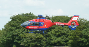 Woman airlifted to Derriford after serious crash on Dartmouth Road