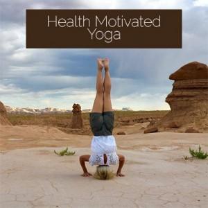 Health Motivated Yoga