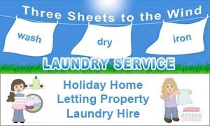 Three Sheets to the Wind - Laundry & Linen Hire