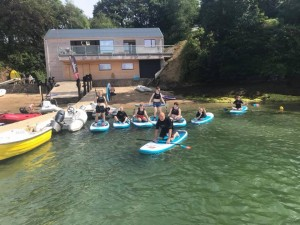 Up The Creeks with Salcombe Paddleboarding