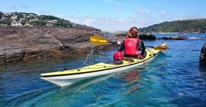 Moving Tides Kayaking in Salcombe South Devon