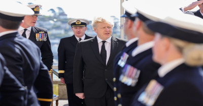 Prime Minister comes to Dartmouth