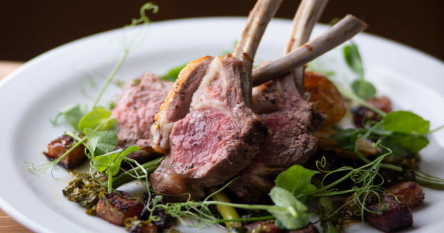 The Bear and Blacksmith is all about farm to fork, and it really pays off