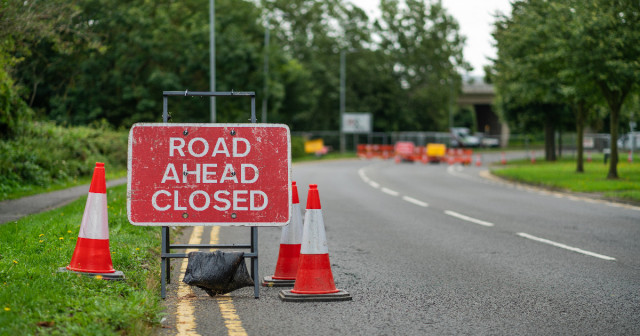 Road Closure: A381 from Totnes to Churchstow