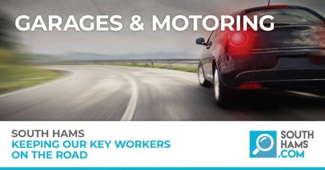 Local - South Hams - Motoring Through Covid 19