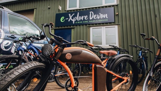 e-Xplore Devon - Bringing e-Bike Sales, Rental and Servicing to the South Hams