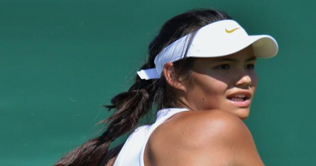 South Devon Tennis Club celebrates new tennis role model