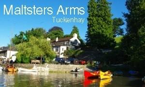 Maltsters Arms Tuckenhay Totnes