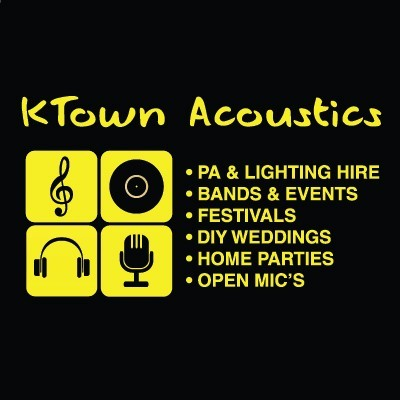KTown Acoustics - PA & Lighting Hire - Parties and Events