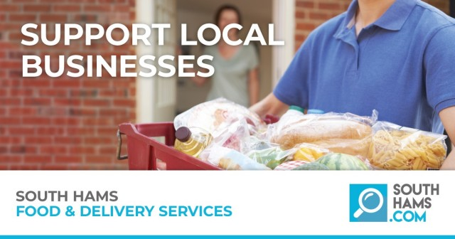 Local South Hams Food & Delivery Services