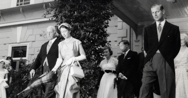 Prince Philip has died aged 99, but his love story with The Queen started in the South Hams