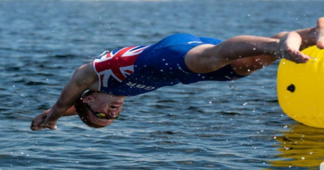 Local athlete sets sights on Olympics after been offered place at Bath Uni