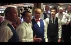 Kingsmen - Dynasty Quartet Singing at 7 Stars Pub, Totnes